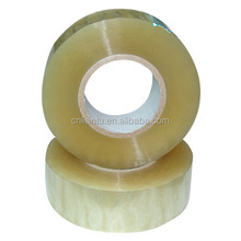 Made in china opp clear adhesive tape, BOPP sello tape / bopp adhesive tape, transparent BOPP packing adhesive tape
