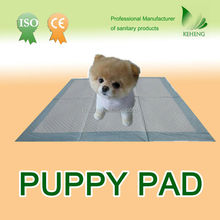puppy training pad with imported fluff pulp