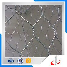 1/2 Inch PVC Coated Galvanized Hexagonal Wire Mesh Fencing For Cage