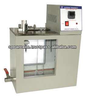 ASTM D 2300 GASSING TENDENCY APPARATUS FOR TRANSFORMER OIL TESTING