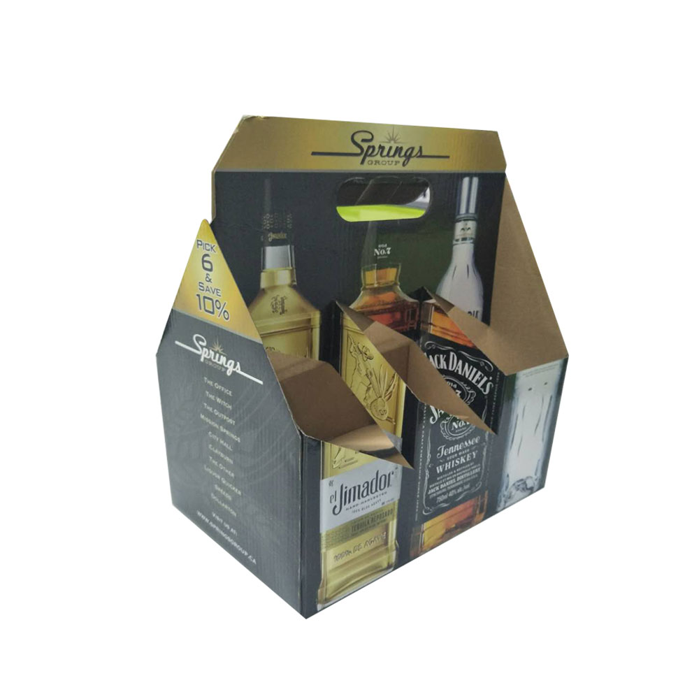 Fancy Design 6 Bottle Wine Gift Boxes Buy Wine Boxes Wine Gift Boxes 6 Bottle Wine Boxes Product On Alibaba Com