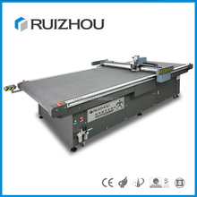CNC conveyor auto feeding fabric CNC cutting machine