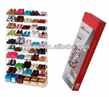50 Pairs shoe rack designs wood