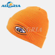 custom design winter funny beanie hat ski hat