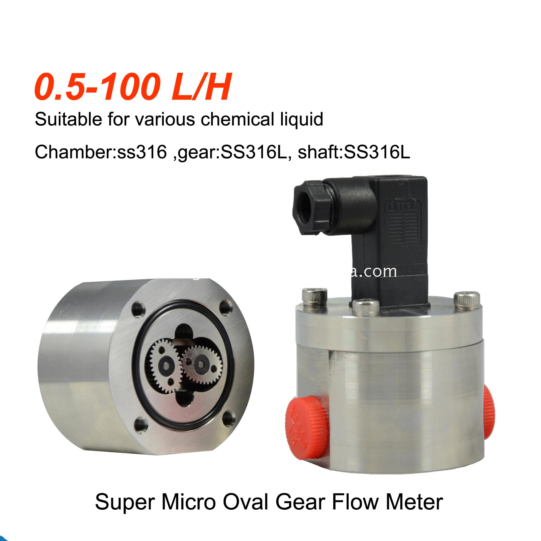 High quality & best price dwyer flow meter with and low