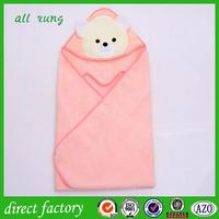 high quality wholesale kids hooded towel with low price