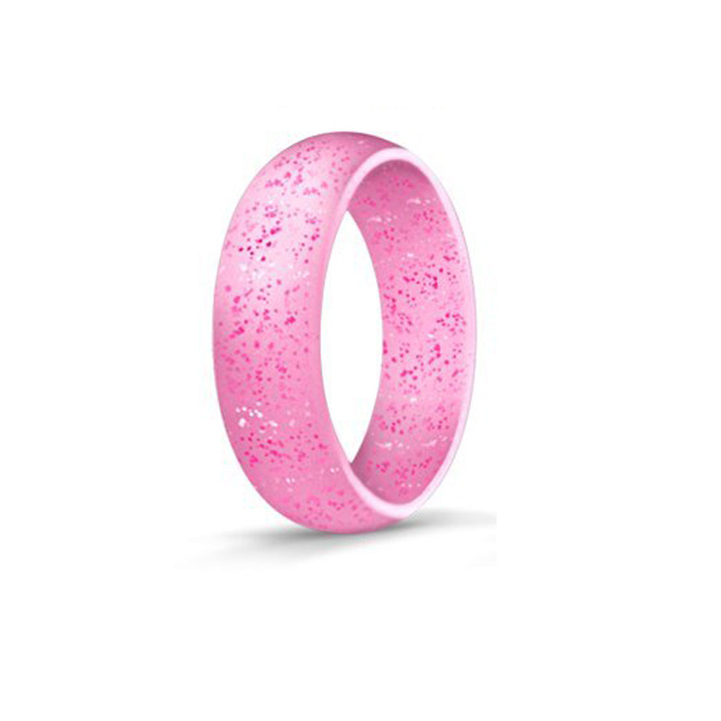 Silicone Wedding <strong>Ring</strong> for Women, 10 Pack Premium Medical Grade Wedding Bands O <strong>Ring</strong>