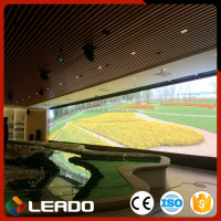 Top level Trade Assurance entertainment rental led display