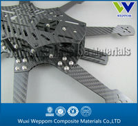 High precise carbon fiber sheet CNC rc part