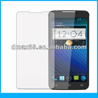 Top quality! Matte/High clear Screen Protector for ZTE V9815