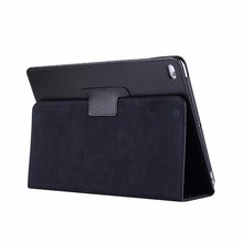 PU leather cover case stand protective cover skin for 2017 New iPad 9.7 tablet cover case