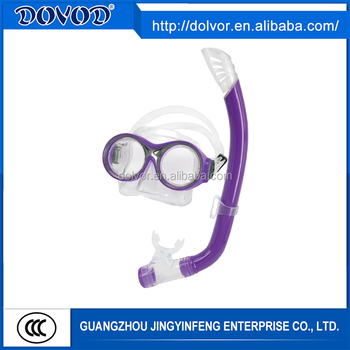 OEM service or customized diving equipment snorkel fin and mask