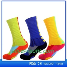 Anti-Bacterial Cotton Sports Elite Socks for Footwear and Promotiom, Good Quality Fast Delivery