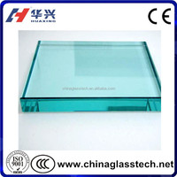 4-12mm Clear Float Building glass with CE CCC ISO certificated