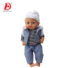 12 Inch 12 IC Male Silicone Doll for Children