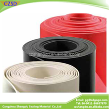 SD High quality small rubber sheet/rubber sheeting