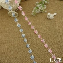 water soluble tiny size tiny flower lace