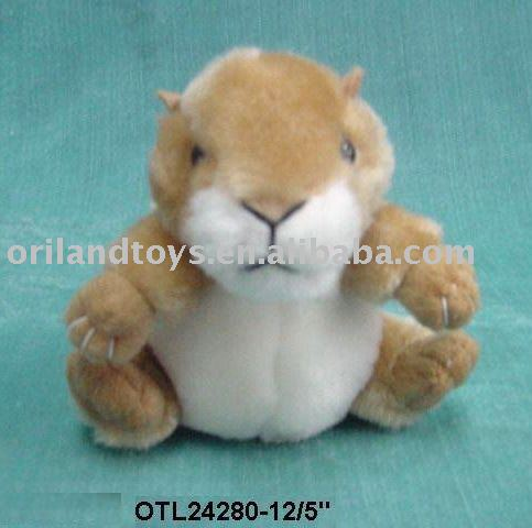 Soft plush mice toy