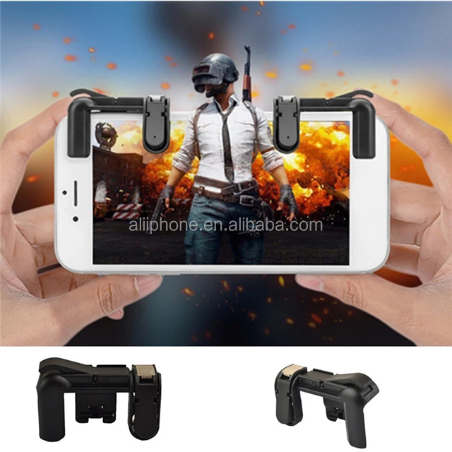 4th Game Joystick shooter controller fire button aim key Sensitive Shoot and Aim For Rules of Survive