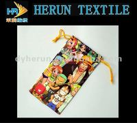heat transfer mobile phone pouch, eco-friend, hot sell!