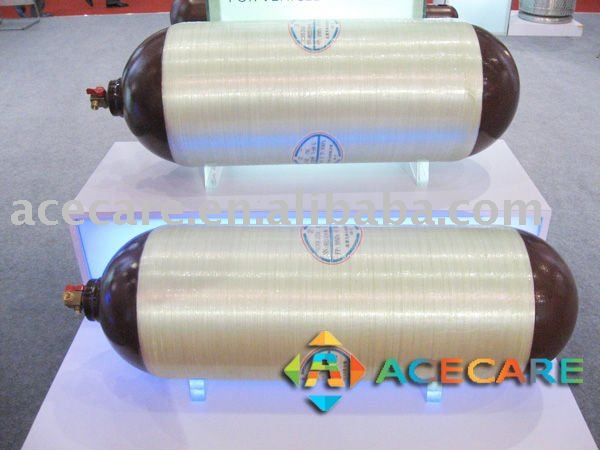 CNG cylinder For Vehicle ISO 11439 CNG Type-2