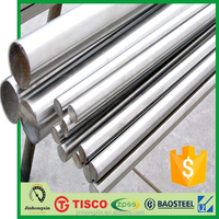 China 304 stainless steel round bars