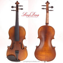 Advanced quality chinese violin decoration
