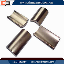 Professional factory automotive motor Magnet largest neodymium magnet
