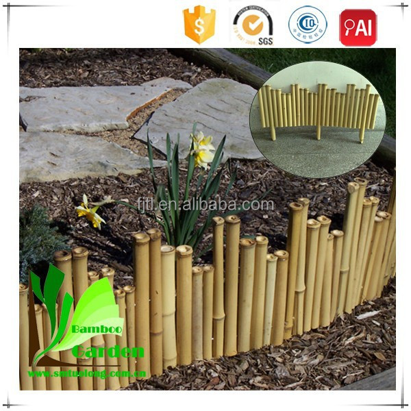 Cheap Natural Bamboo Rolled Fencing Roll