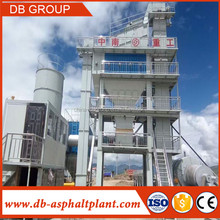 LB1500 Used Asphalt Mixing plant For Sale 120t/h