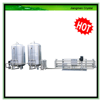 50T/H Reverse osmosis Mineral water processing system