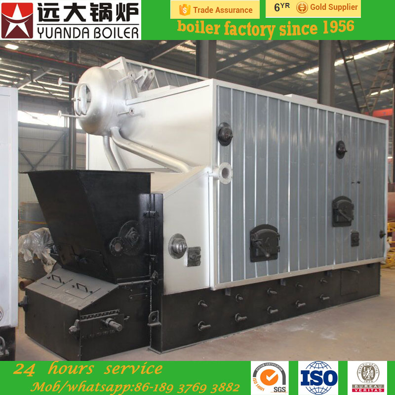 SZL2-1.25-T palm oil shell fired steam boiler manufacturers