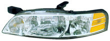 HEADLIGHT ASSEMBLY FOR NISSAN ALTIMA 2000-01