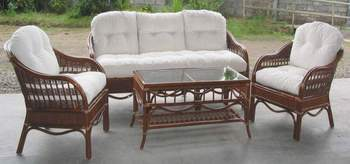 Rattan And Wooden Furniture