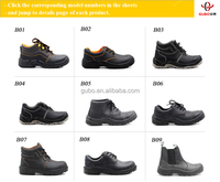 High Quality Pu Sole Steel Toe Cap Safety Labor Shoes with CE EN344