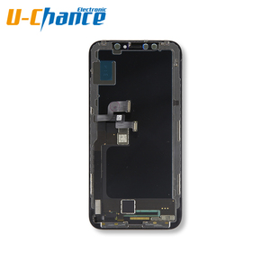 Shenzhen Factory mobile parts lcd for iphone X screen replacement