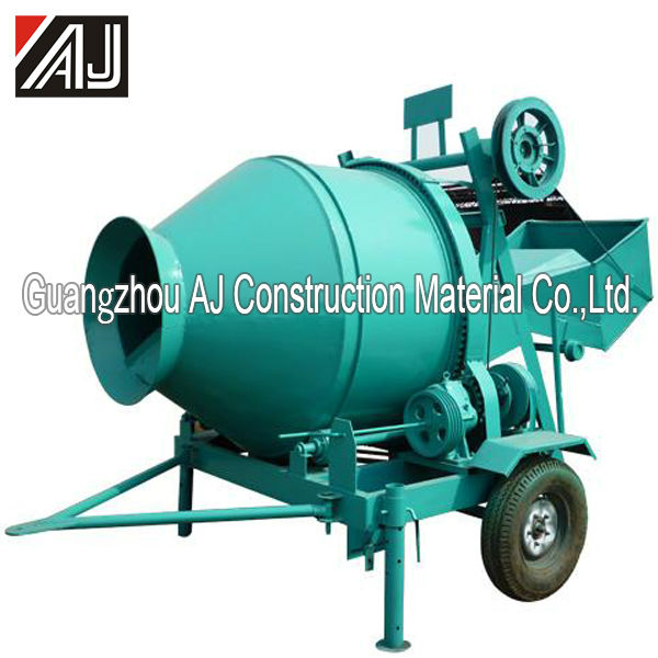 JZG350 Small Concrete Mixers philippines with Competitive price