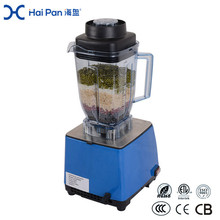 Hot sell powerful stainless steel panle electric heavy duty safety professional cooking table blender