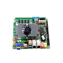 Professional Motherboard Integrated Intel Baytrail J1900 quad core processor motherboard