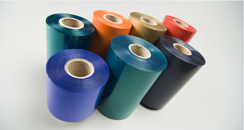thermal transfer wax ribbon for ink ribbon for typewriter