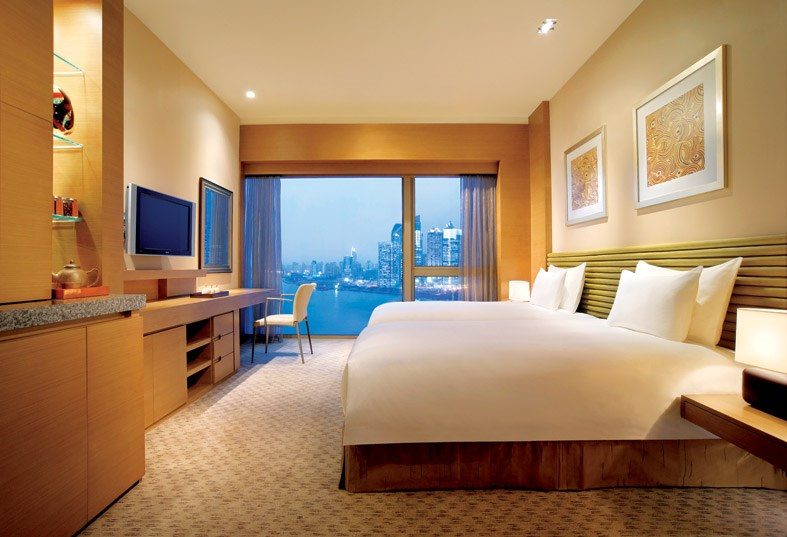 Modern design hotel furniture set bedroom