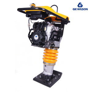 Factory price TAMPING RAMMER widely used in compaction soil 70 kg