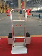 The aluminum folding platform hand trolley HT1429