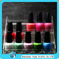 Acrylic Nail Polish Rack Nail Polish Cosmetics Display Stands