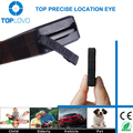 TopLovo TL007 GPS Factory GPS Tracking Chip for Dogs and travel saftey with SOS and GEO-Fence Alarm