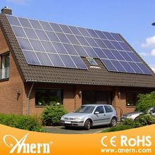 High conversion grid tied 3KW solar power systems for homes