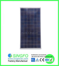 High efficiency solar panel 250w poly solar pv modules FACTORY DIRECT to sale SFM26060