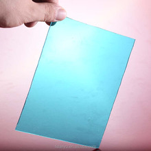 lexan color printing 3mm sound barrier solid polycarbonate sheet