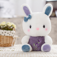 ODM Stuffed Rabbit Shaped Lavender Perfume Children Toys