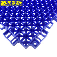 pp outdoor basketball court interlocking tile